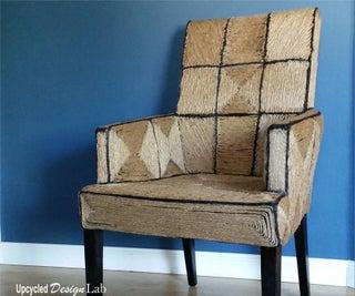Cat Scratched Chair Repair