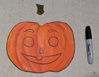 Give Your Jack-o-Lantern a Face