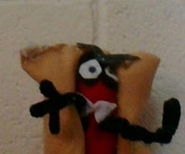 Kinda Creepy Hot Dog