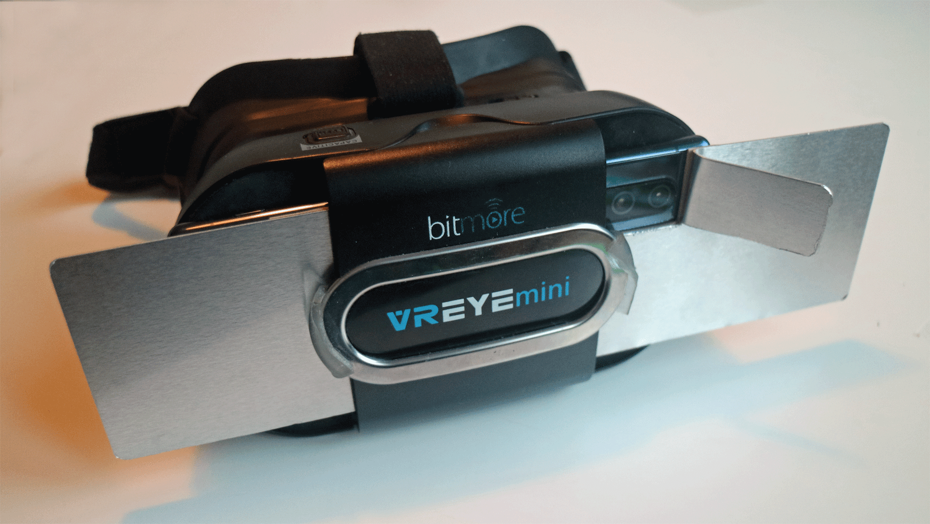 Thermal Control for VR Headsets