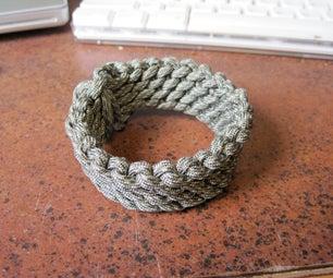 Slatts Paracord Rescue Bracelet (no buckle)