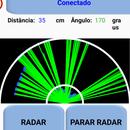 Radar No Telefone Móvel - Radar on Mobile Phone