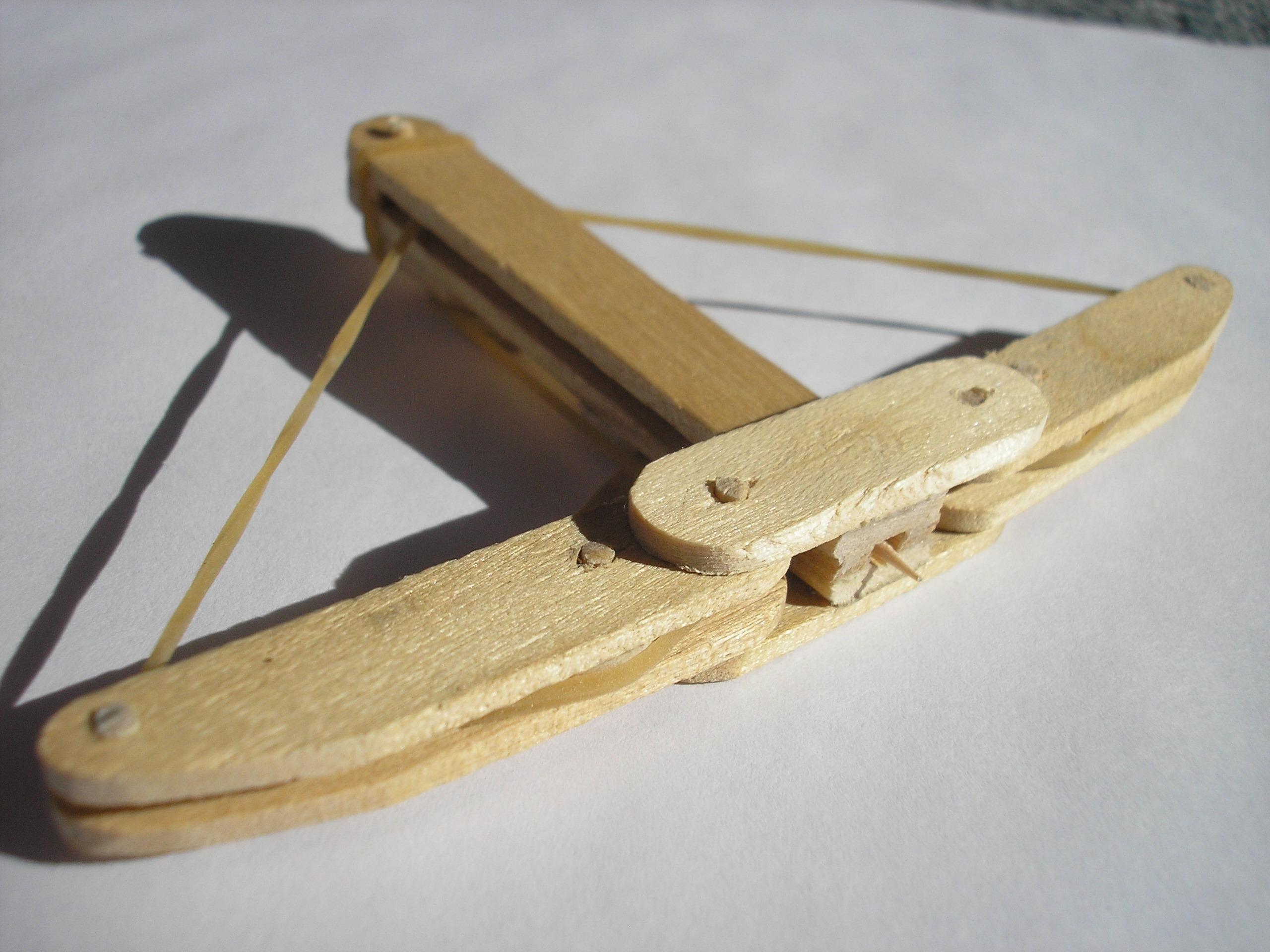 Mini Foldable Crossbow