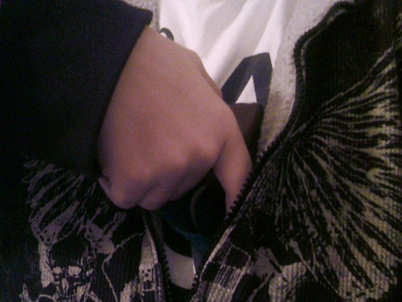 Hidden Jacket Pocket