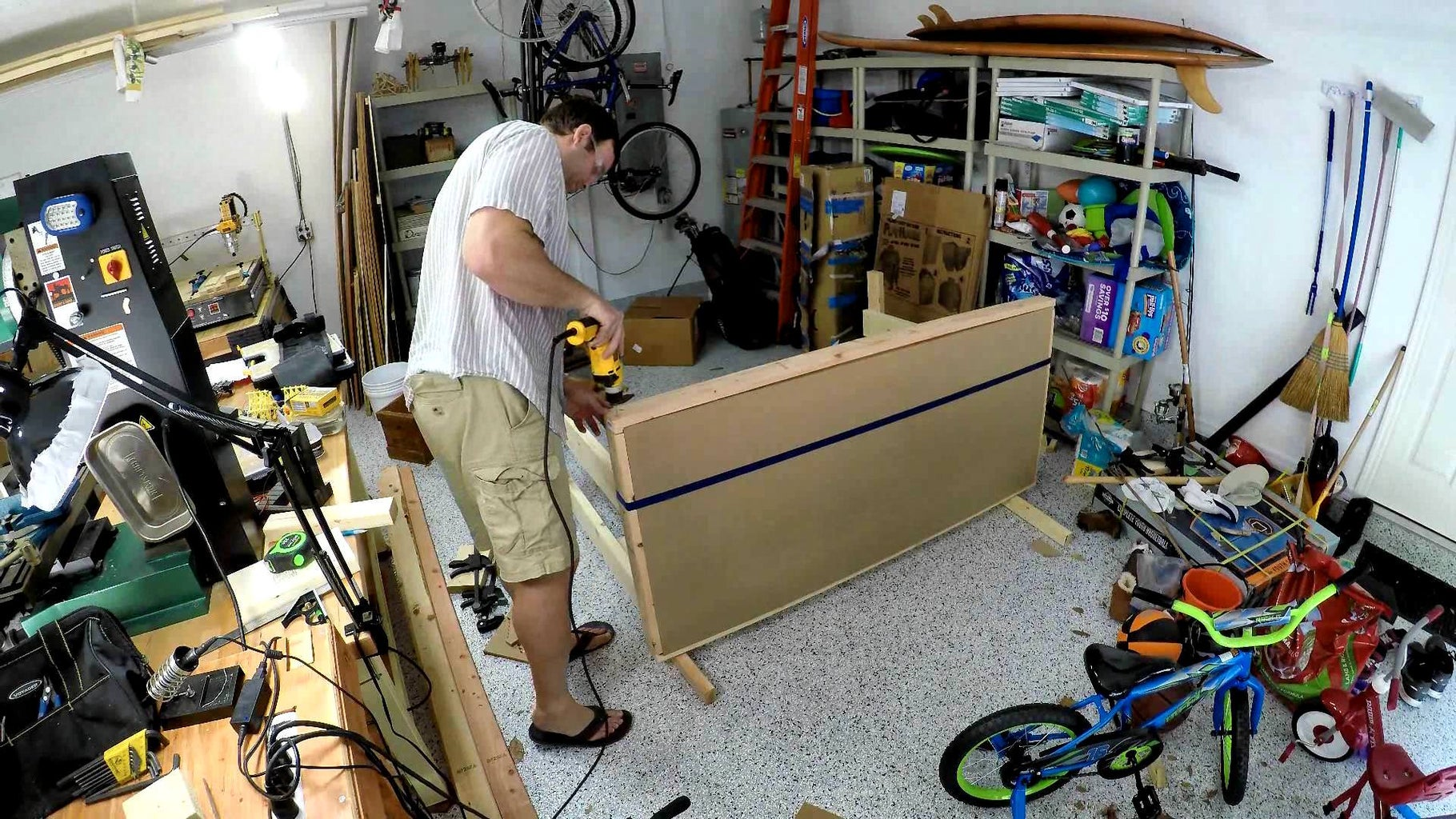 Install Front 2x4