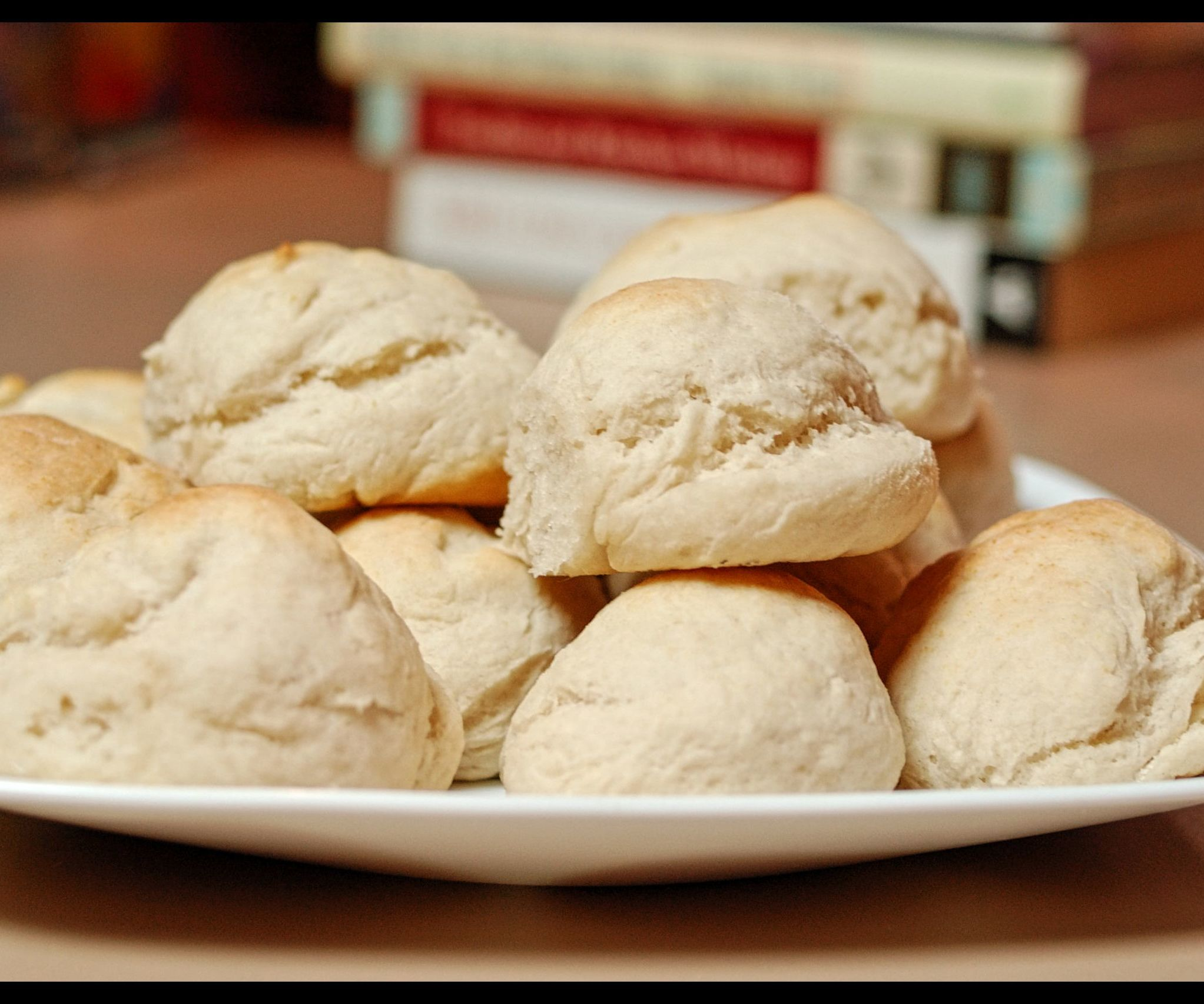 Southern Hand Rolled Biscuits