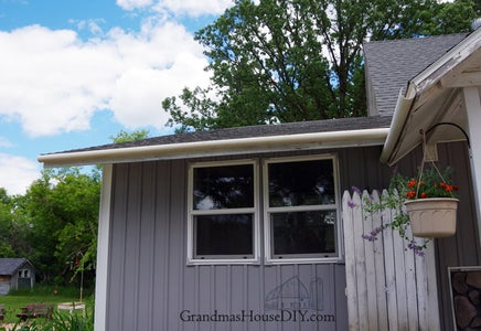 Finished Gutters