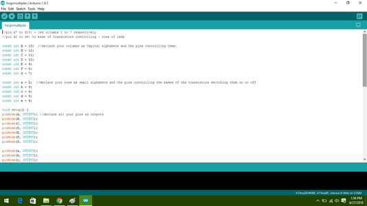 Get the Arduino Code!