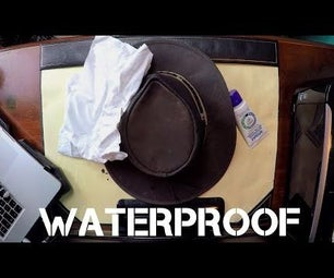 How to Waterproof a Leather Hat   Barmah Hat