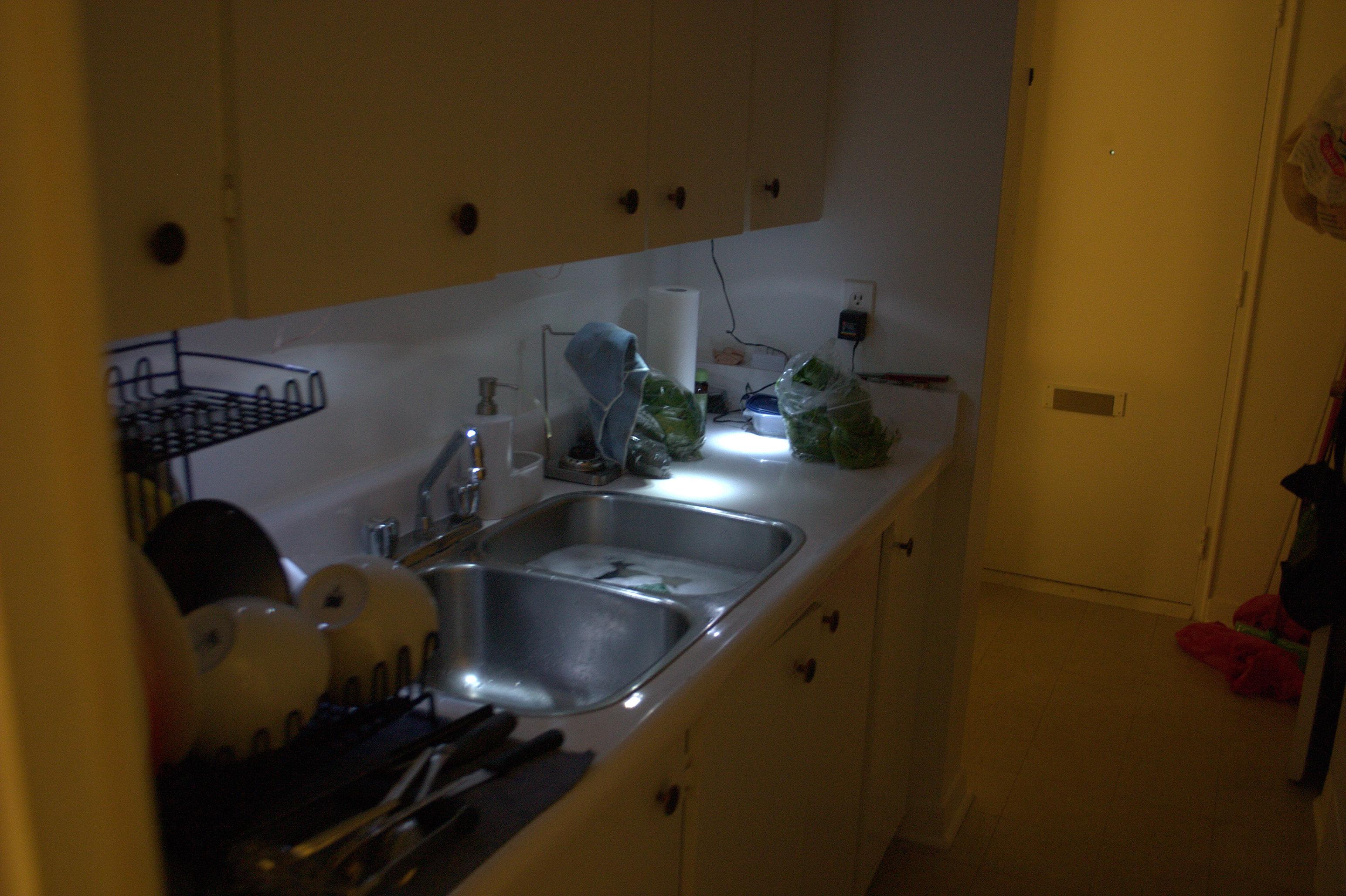 Geek-cheap Under-Counter lights - The coolest, cheapest and most sensible under-counter lights