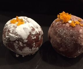 Orange Cognac Truffle