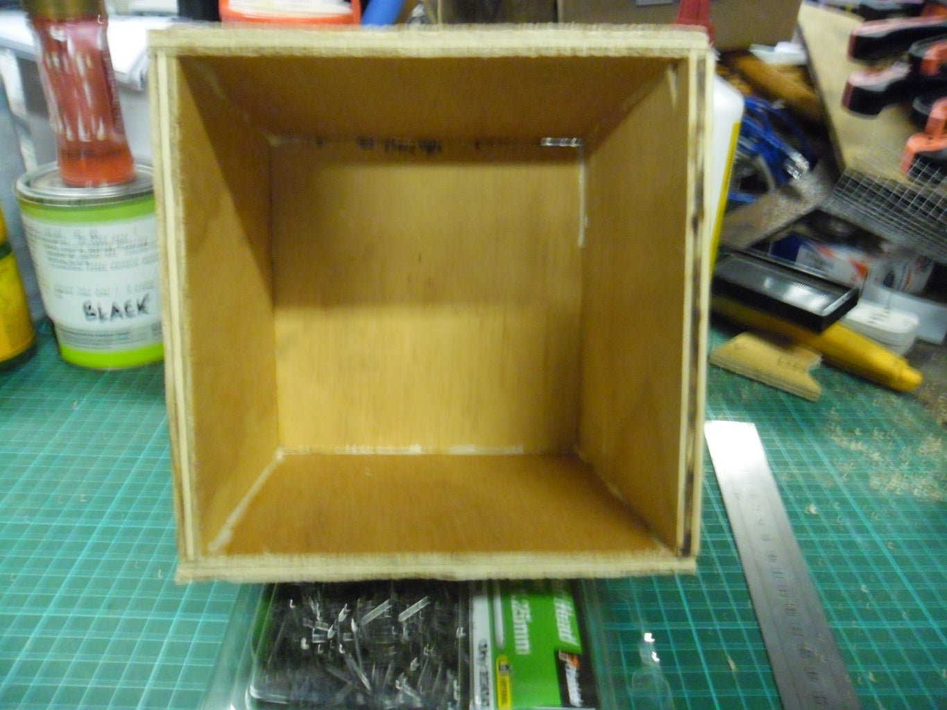 Box Assembly - Step Four