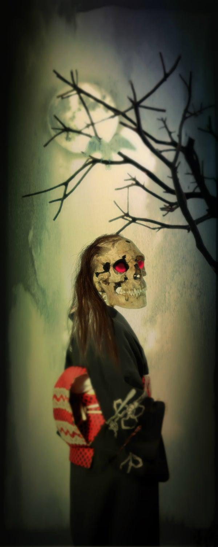 Making a Photogenic Zombie