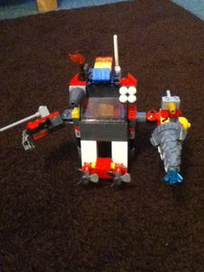 Lego Dreadnought