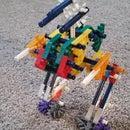 Simple K'nex War Robots Gepard