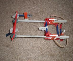 K'nex Double Shot Gun (Big Version)