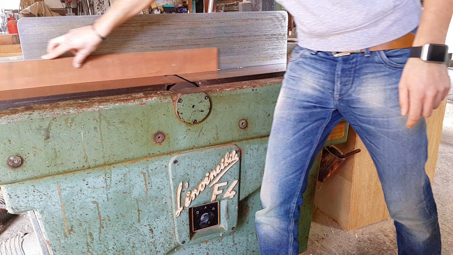 Repairing the Wood