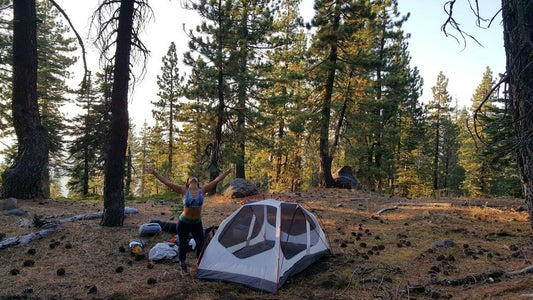 Camp for FREE in National Forests