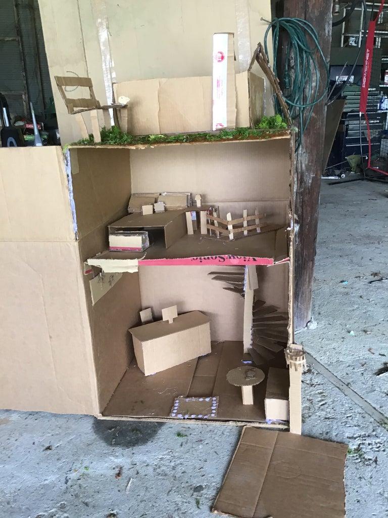 Barbie Penthouse Apartment