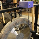 Gongbot: Networked robotic gong