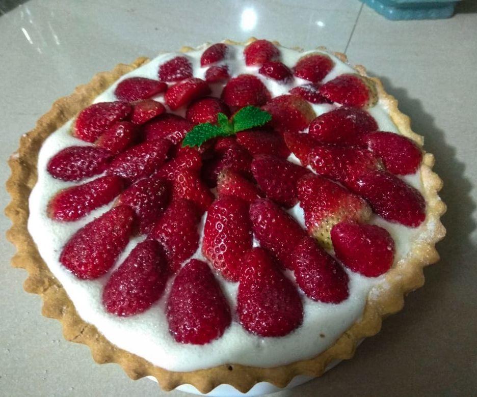 Strawberry Tart.
