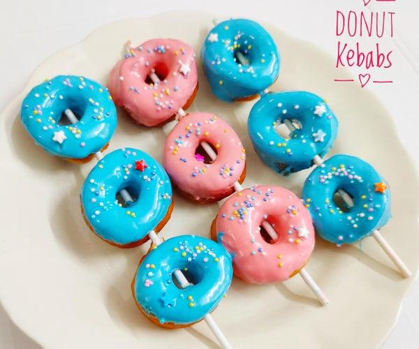 Donuts Kebabs
