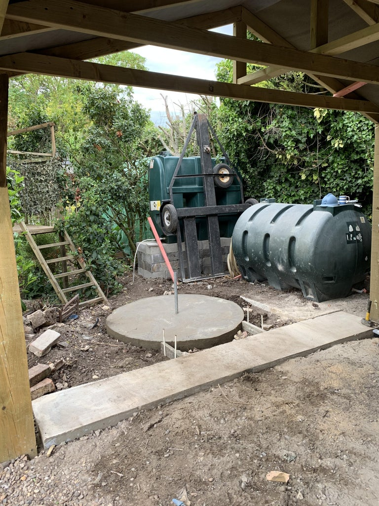 The Wood Fired Oven Part 1