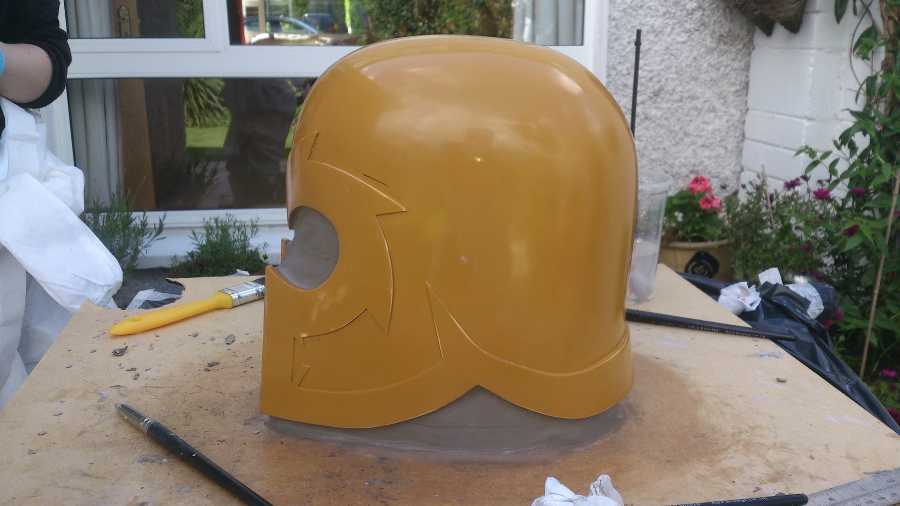 Making a Silicone Mold