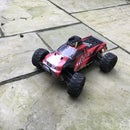 RC Car Drifting