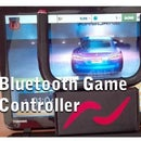 Bluetooth Game controller with Accelerometer and Arduino
