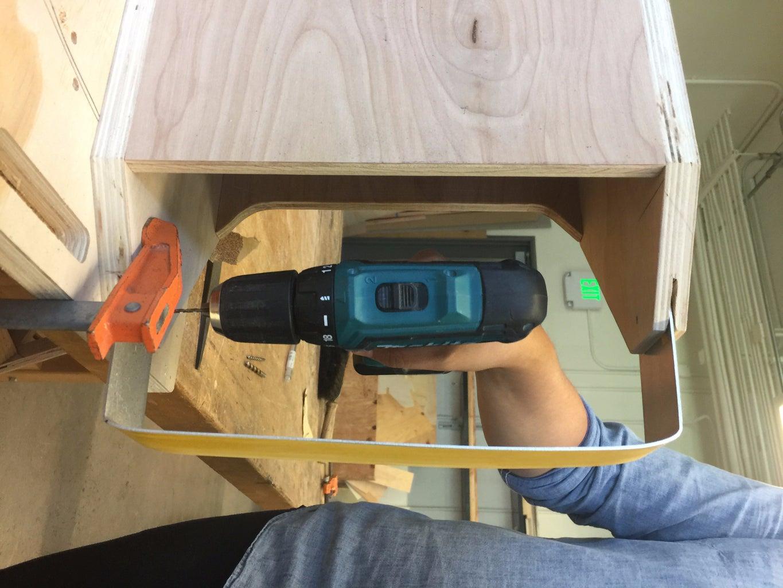 Step 9: Assemble Handle