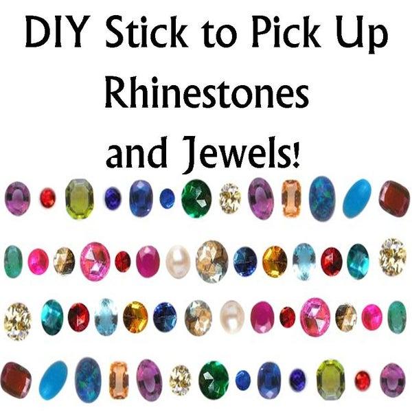 """Rhinestone """"Pick Up and Place"""" Stick!"""