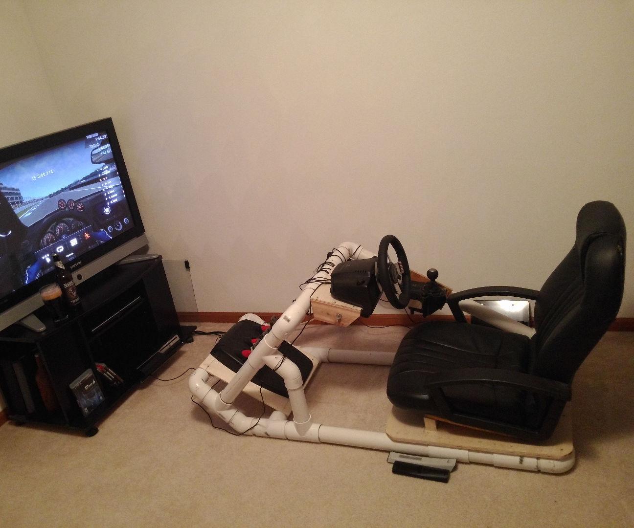 Racing Simulator Pod