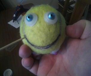 A Tennis Ball Gruppet