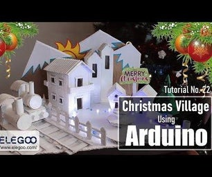 Arduino Christmas Village