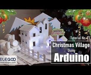 Arduino圣诞村庄