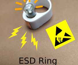 Antistatic Ring