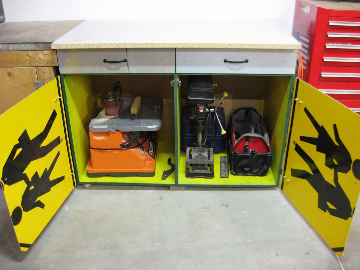 Another Base Cabinet