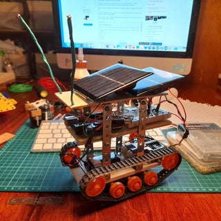 (w/ Video) Basic Arduino Robot, Light Seeker!