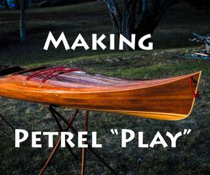 Making a Wood Kayak