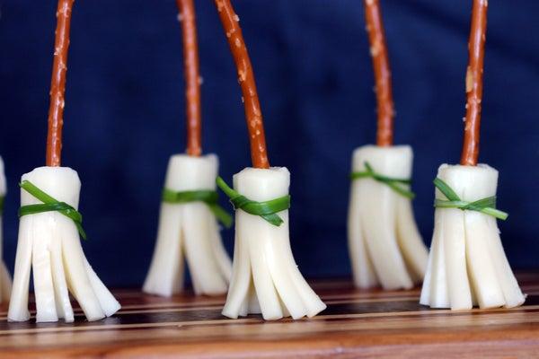 Sorcerer's Apprentice Broom Snacks