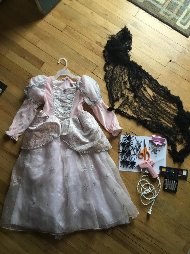 Zombie Princess Costume