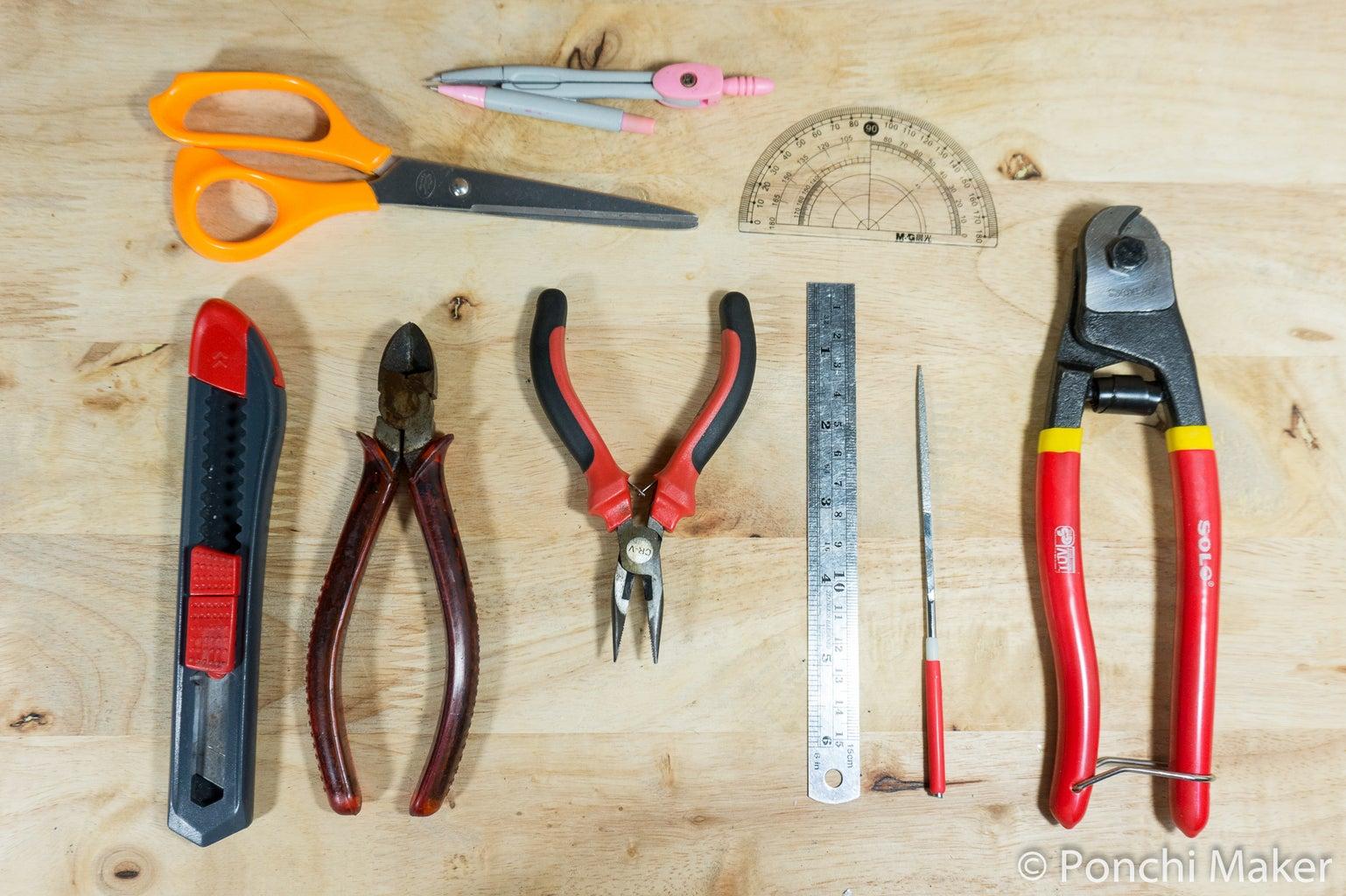 Materials&Tools