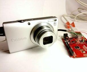 Smartphone Camera Remote!