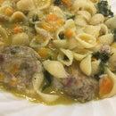Farmhouse Italian Wedding Soup