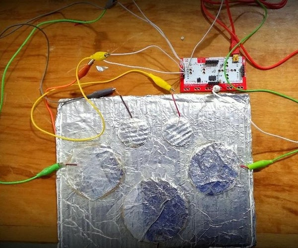 The Electronic Dundo:  How to Make a West African Electronic Talking Drumset