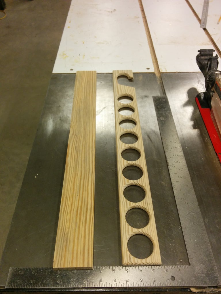Sand, Finish, and Test
