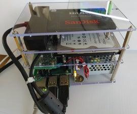 raspberry pi nfs和samba文件服务器