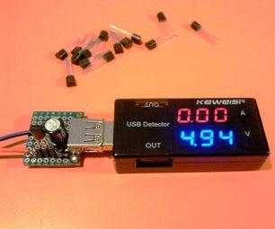 Cheap Tester for Voltage Regulators