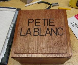 Pet Cremation Box